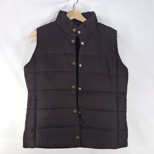 Daisy Fuentes Jackets & Coats - Daisy Fuentes quilted winter weather vest